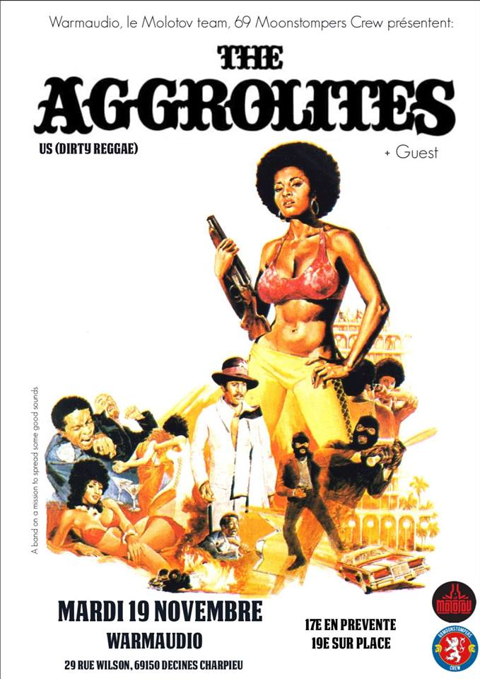 The Aggrolites + Guest